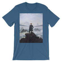 The Wanderer t-shirt