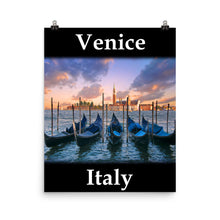 Venice poster