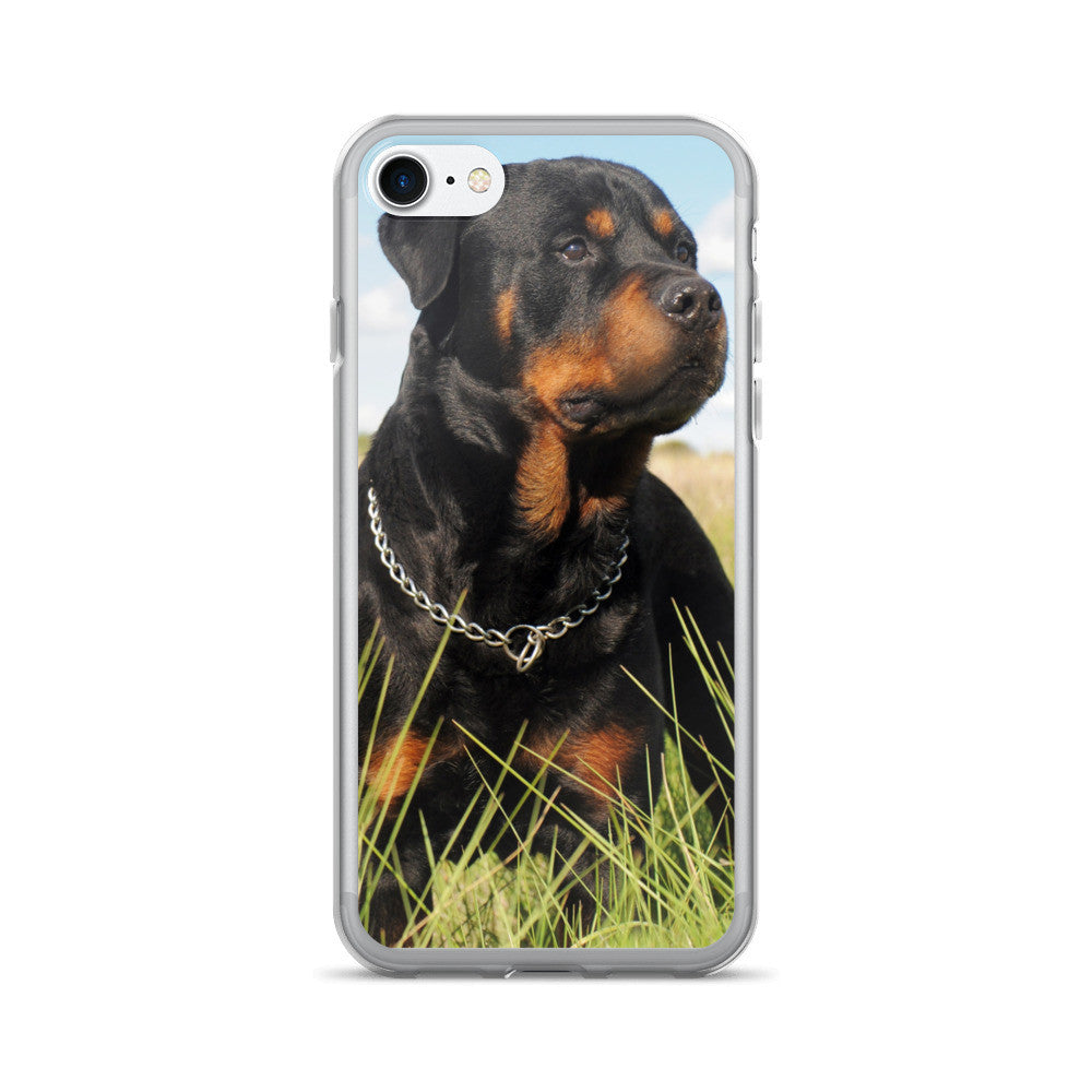 Rottweiler iPhone 7/7 Plus Case