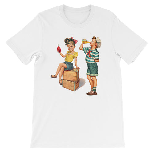 Kids Short-Sleeve Unisex T-Shirt