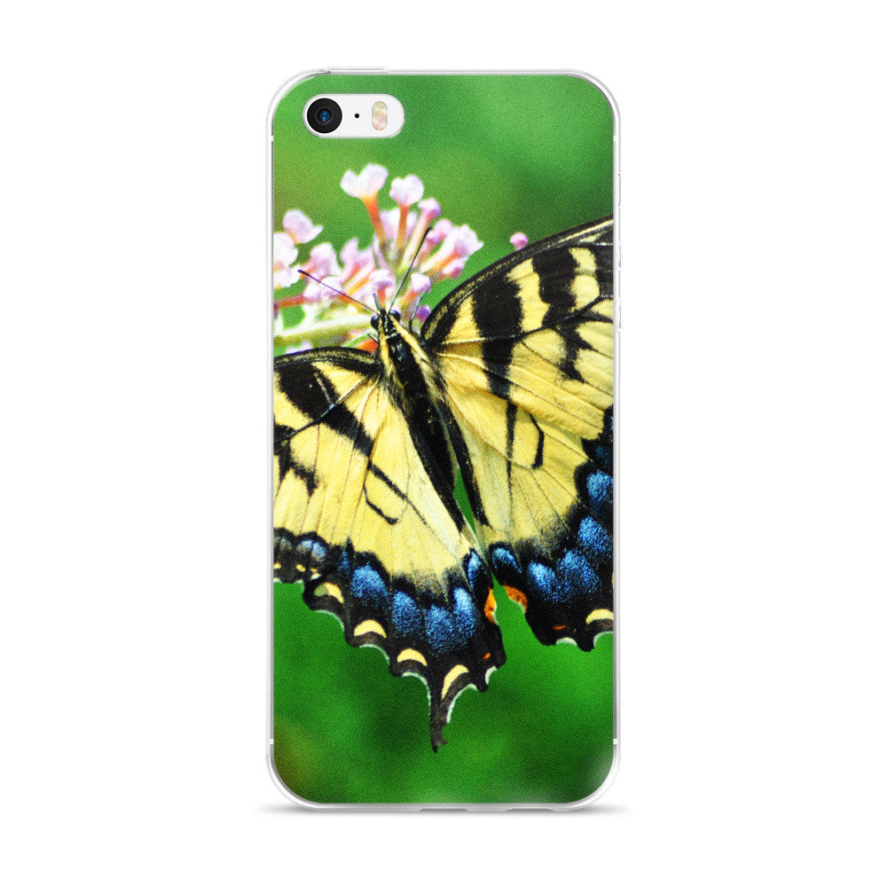 Butterfly iPhone 5/5s/Se, 6/6s, 6/6s Plus Case
