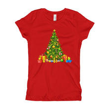 Girl's T-Shirt - Christmas