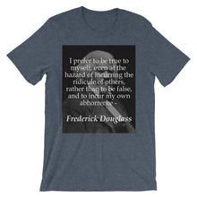 True to myself t-shirt