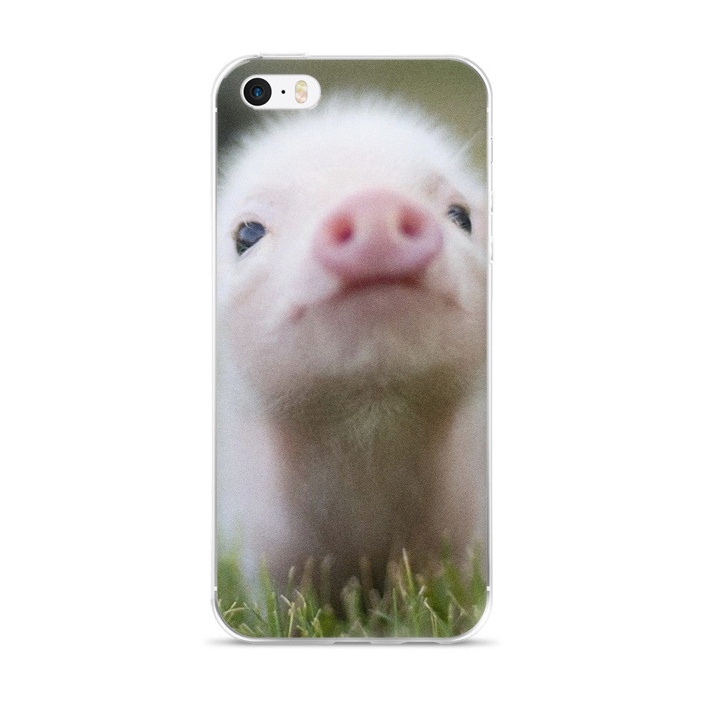 Piglet iPhone 5/5s/Se, 6/6s, 6/6s Plus Case