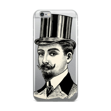 Top Hat iPhone Case