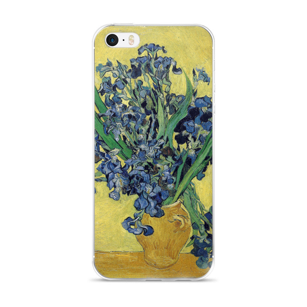 Irises iPhone 5/5s/Se, 6/6s, 6/6s Plus Case