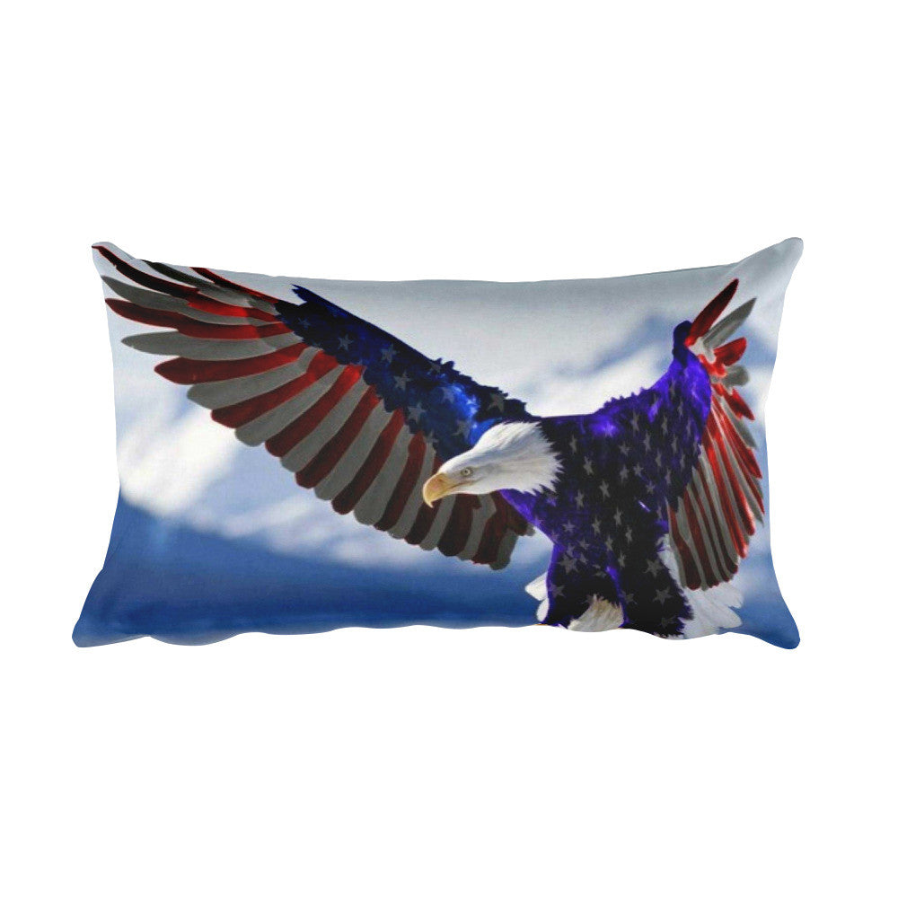 American Eagle Pillow