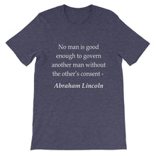 No man is good enough t-shirt