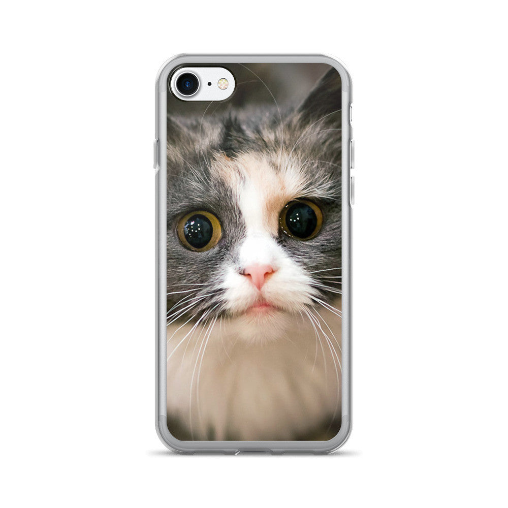 Cat iPhone 7/7 Plus Case
