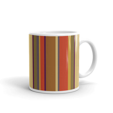 The Doctor's Scarf Mug