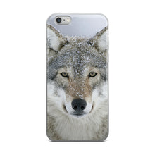 Wolf iPhone 5/5s/Se, 6/6s, 6/6s Plus Case