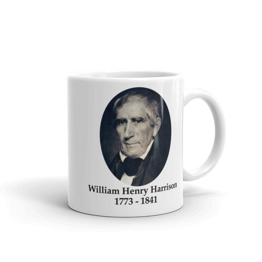 William Henry Harrison Mug
