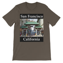 San Francisco t-shirt