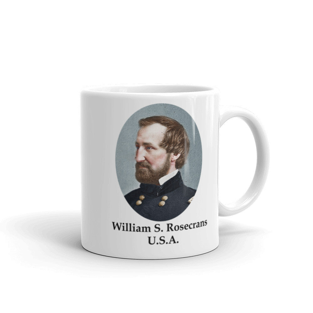 William S. Rosecrans Mug