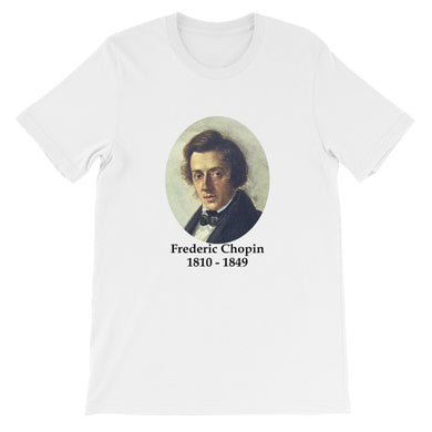 Chopin t-shirt