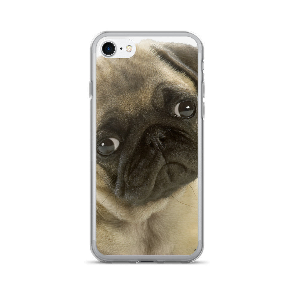 Pug iPhone 7/7 Plus Case