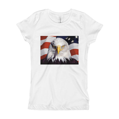 Girl's T-Shirt - American Eagle