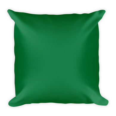 Hunter Green Pillow