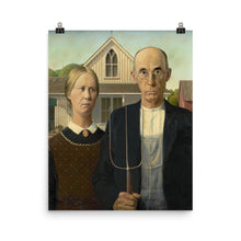 American Gothic poster