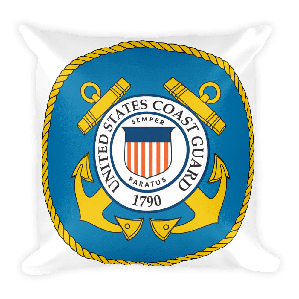 U. S. Coast Guard Pillow