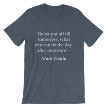 The day after tomorrow t-shirt