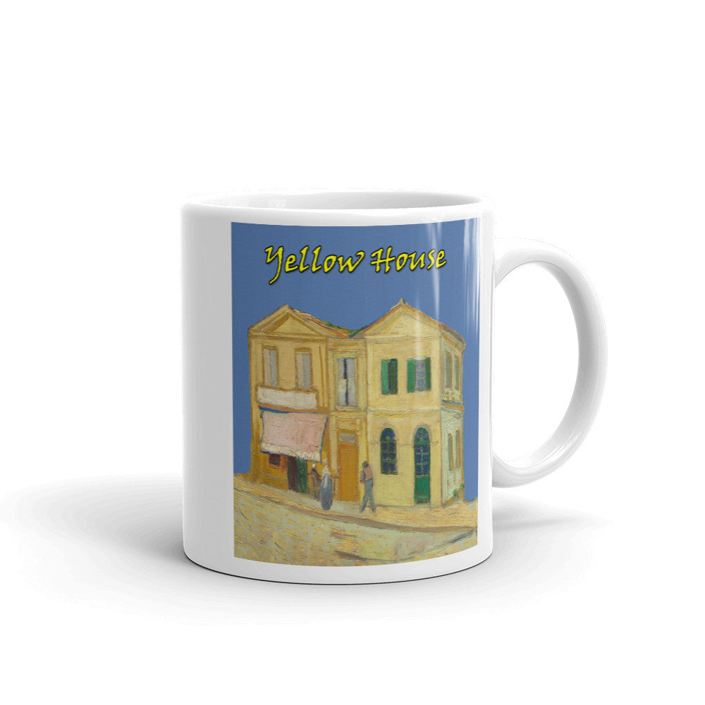 Yellow House Outlet Mug