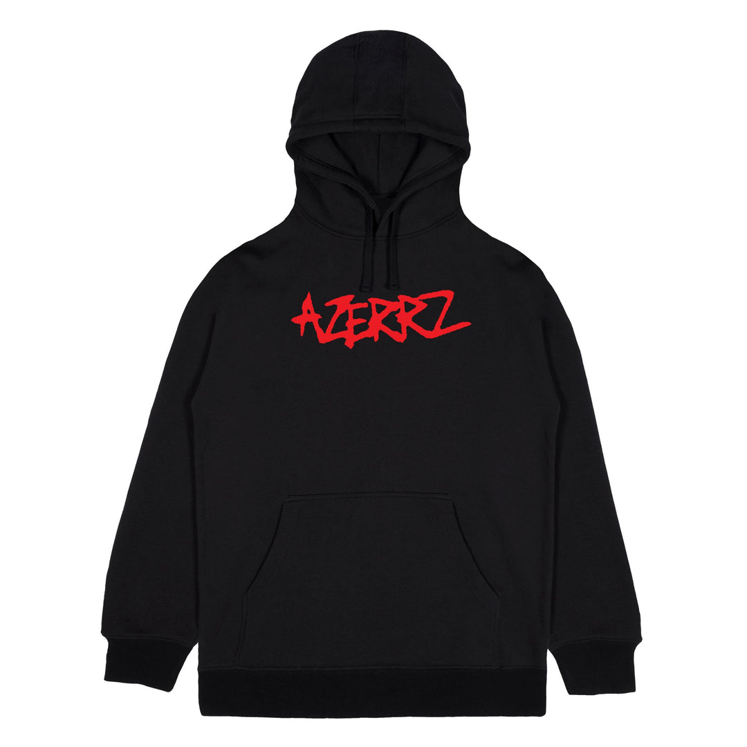 AZERRZ® | I DO VOICES HOODIE (BLACK) LIMITED EDITION