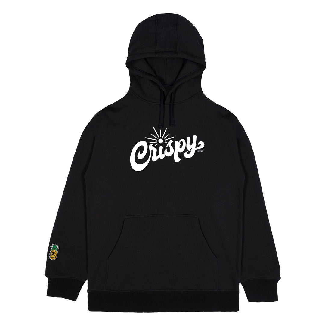 CRISPY CONCORDS® | CANNED HOODIE (BLACK) LIMITED EDITION