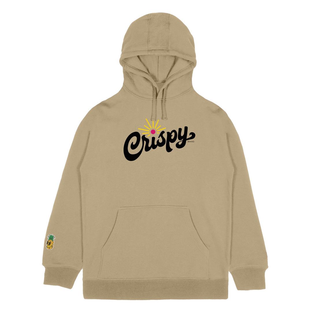 CRISPY CONCORDS® | CANNED HOODIE (SAND) LIMITED EDITION