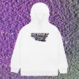 INTERNET TODAY® | PEER TO PEER HOODIE (WHITE) LIMITED EDITION