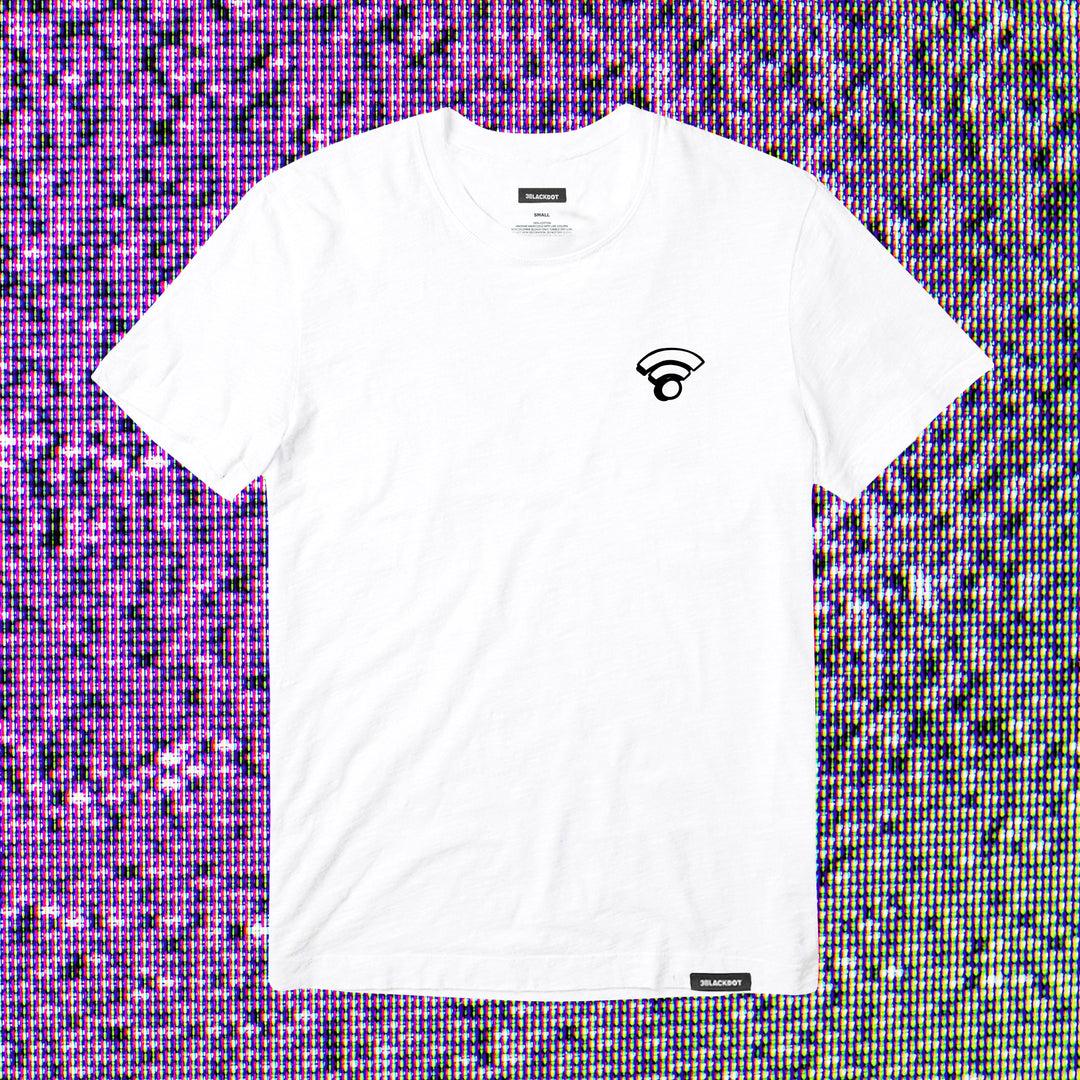 INTERNET TODAY® | SINS TEE (WHITE) LIMITED EDITION