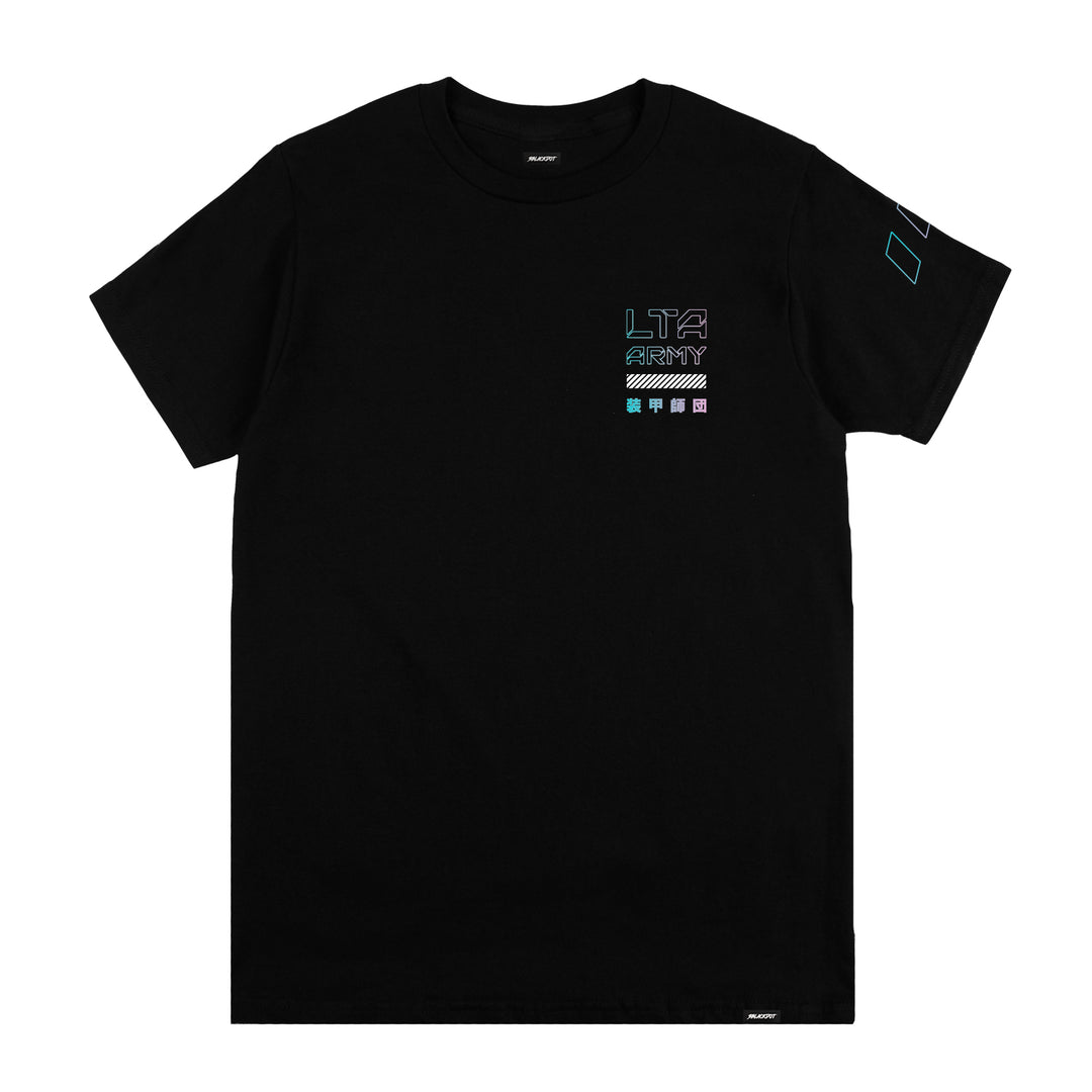 LT.ARMY™ | 2020 TEE (BLACK)