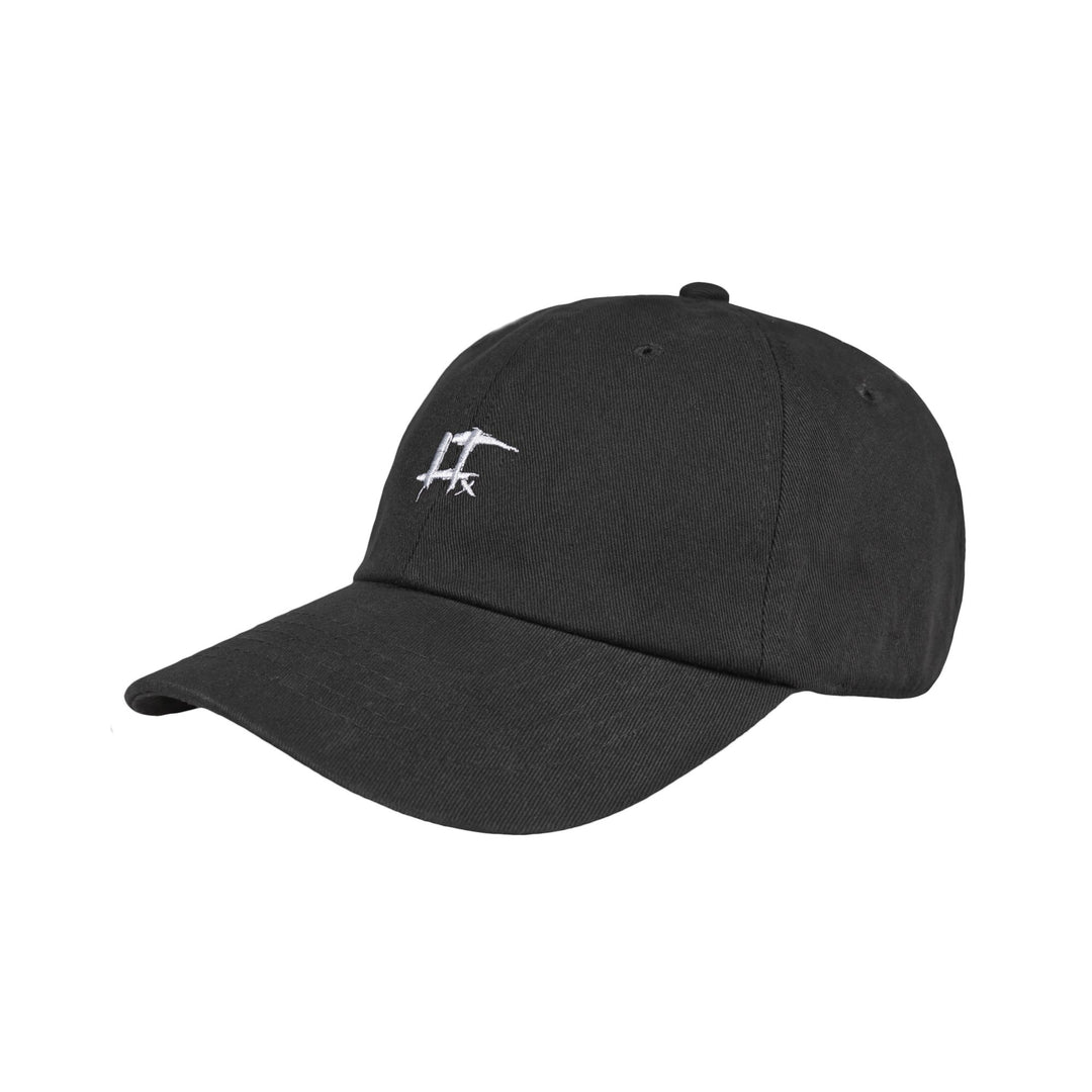LT.ARMY™ | LOGO DAD HAT (BLACK)