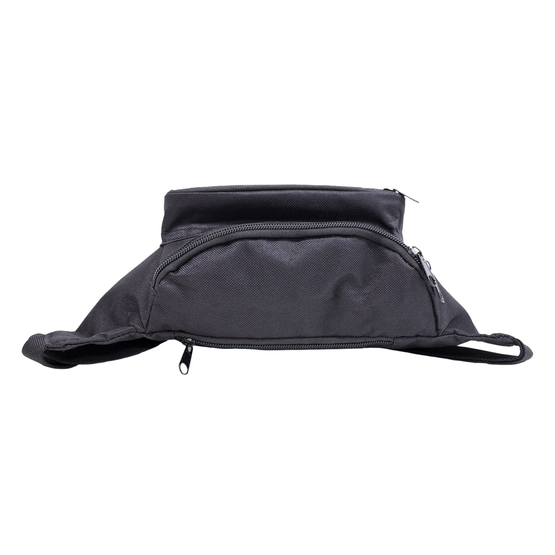 LT.ARMY™ | LOGO FANNY PACK (BLACK)