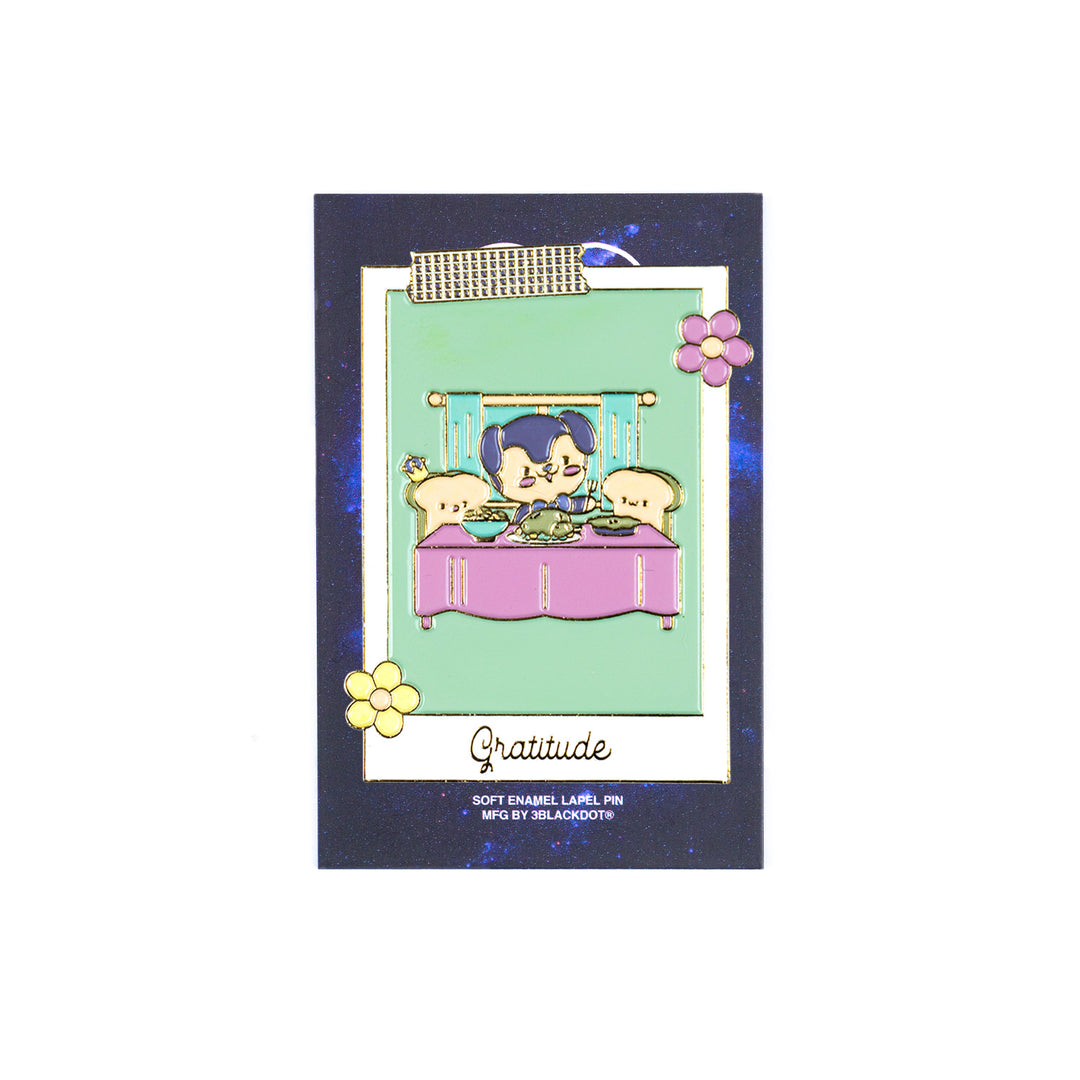 LAUREN Z SIDE® | MEMORIES LAPEL PINS