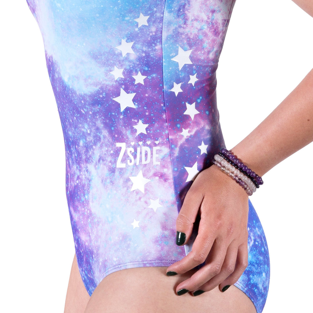LAUREN Z SIDE® | GALAXY SWIM SUIT