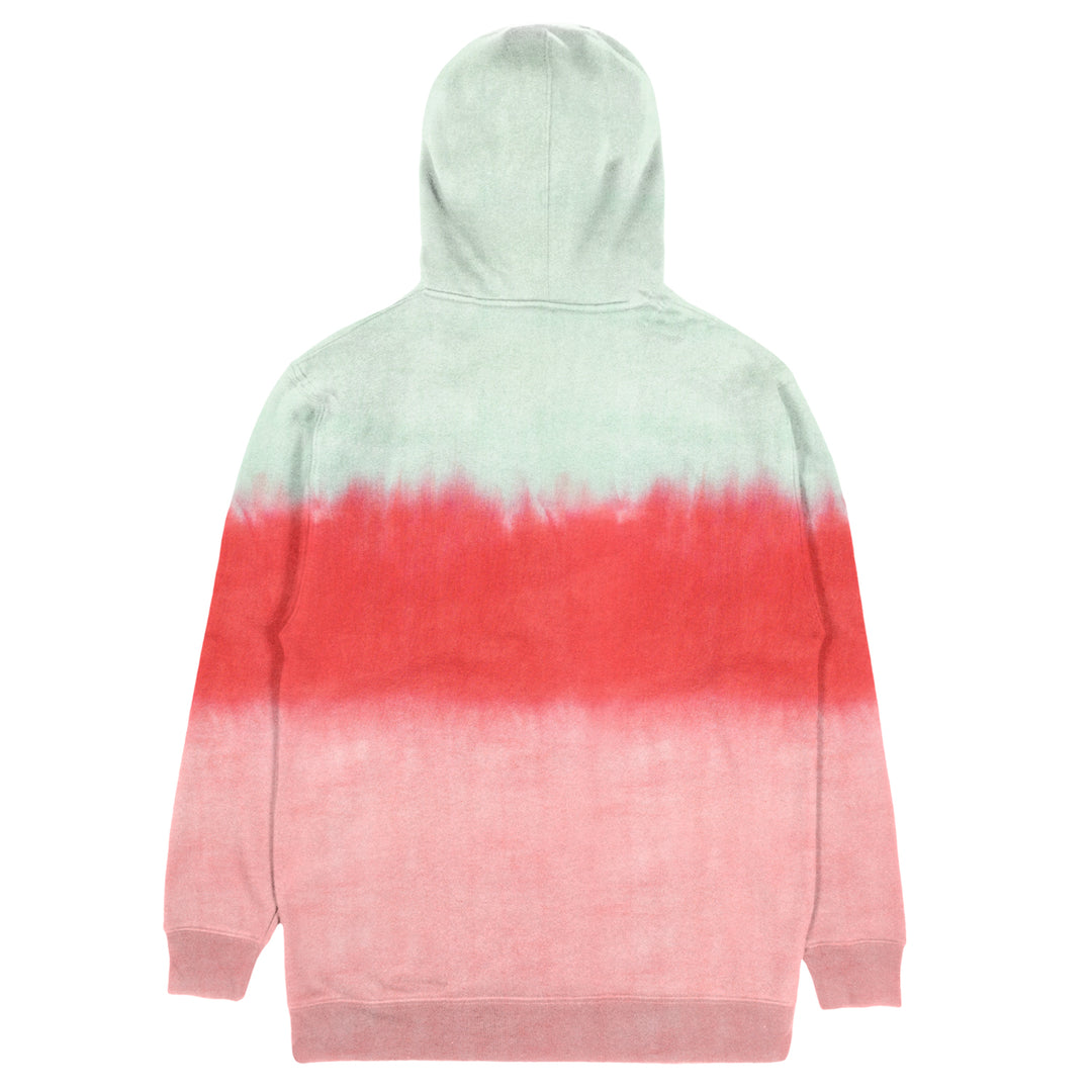 LAUREN Z SIDE® | PUP ART TIE DYE HOODIE (LIMITED EDITION)