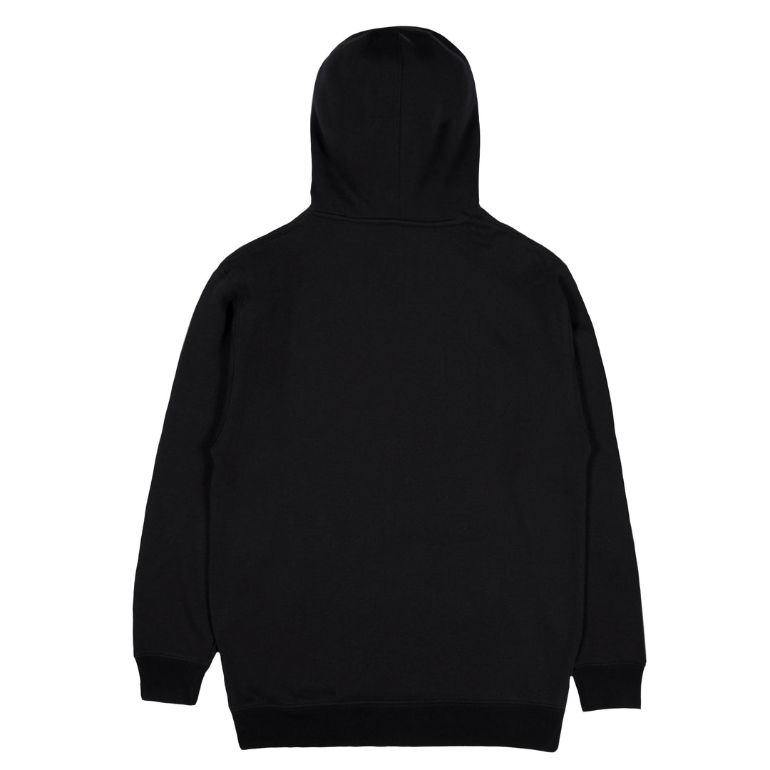PLEASE STAND BY® | LOGO HOODIE (BLACK)