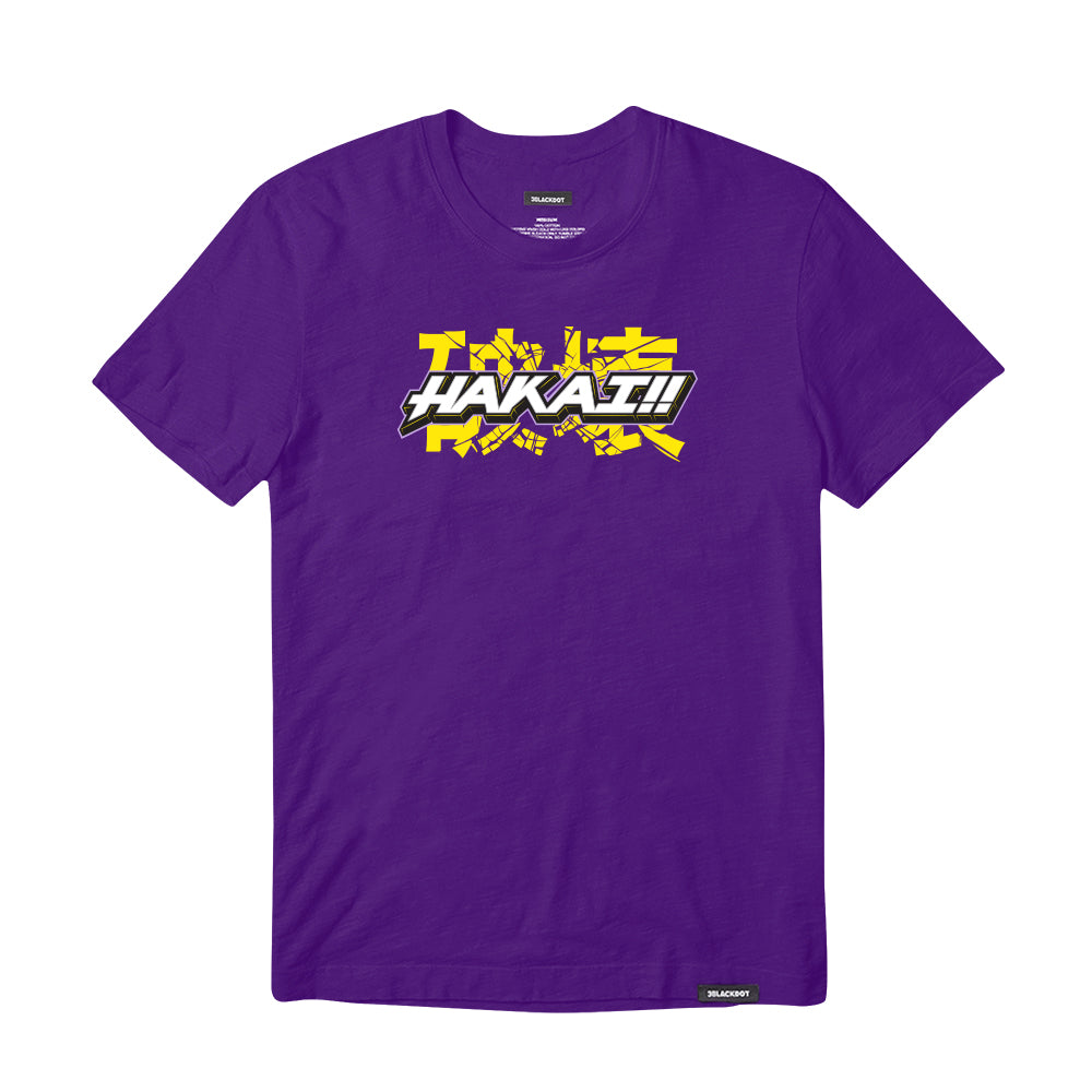 RHYMESTYLE® | HAKAI TEE (PURPLE)