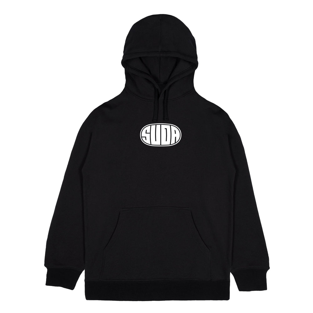 SUDA™ | I'M IM SUDA HOODIE (BLACK) LIMITED EDITION