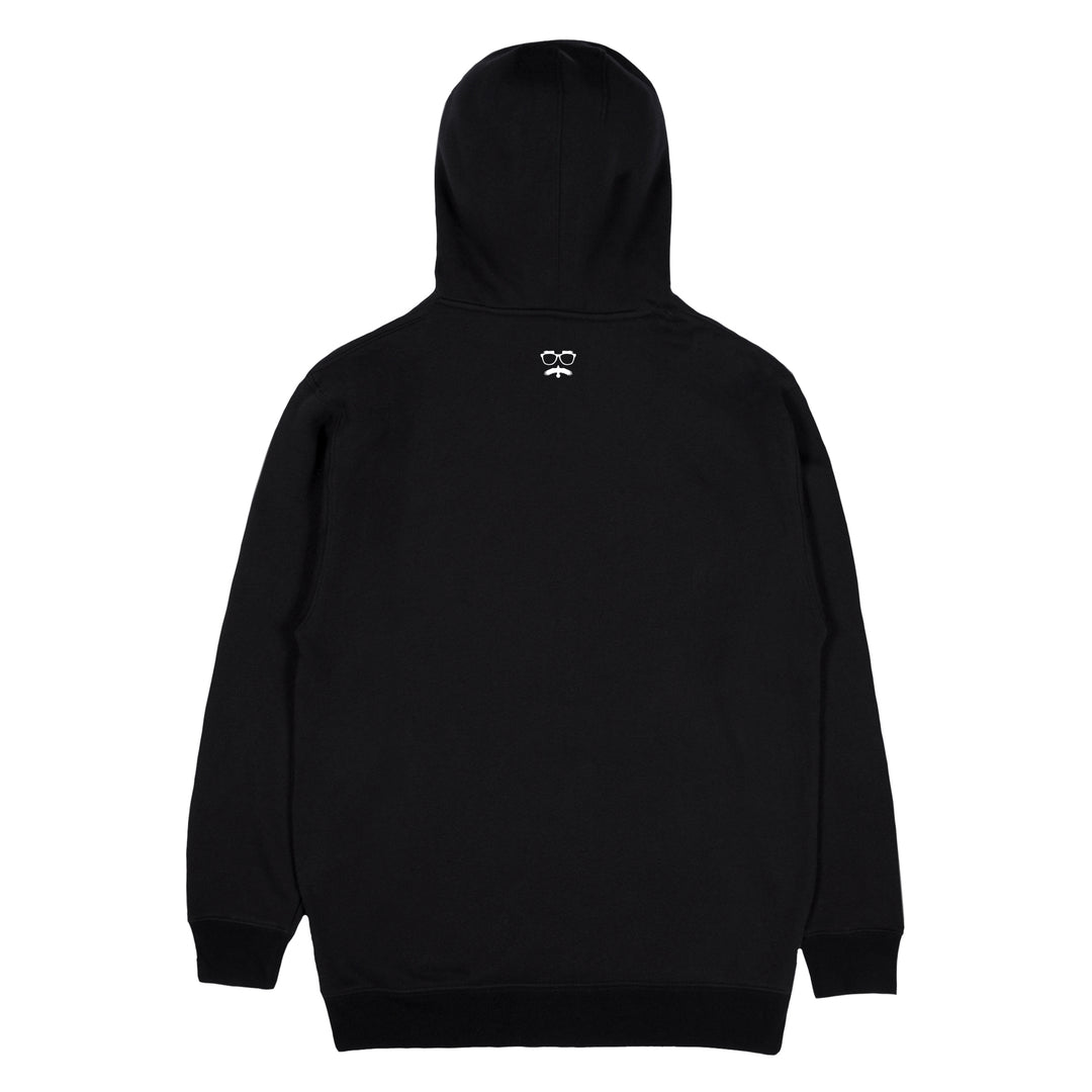 SHIPWRECKED COMEDY® | COMEDY HOODIE (BLACK)