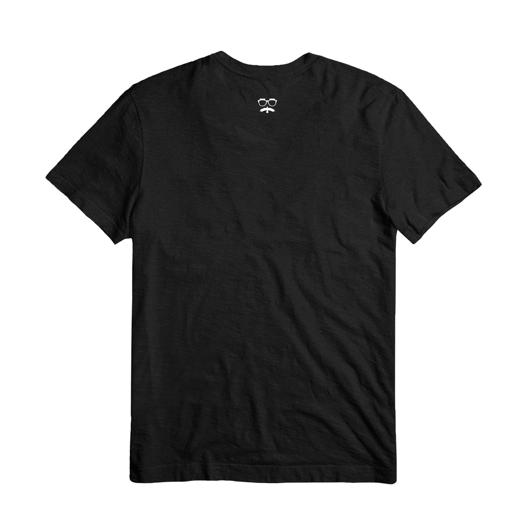 SHIPWRECKED COMEDY® | COMEDY TEE (BLACK)