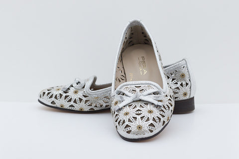 PERA DONNA 774 Daisy Cut-out Shoes - Aurora Boutique South Africa