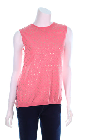 Square Plates Sequence Top - Aurora Boutique Online