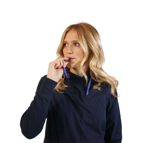 VAPRWEAR BEACH CHILL LIGHTWEIGHT PULLOVER, VAPE-READY HOODIE Apparel Vaprwear Small NAVY