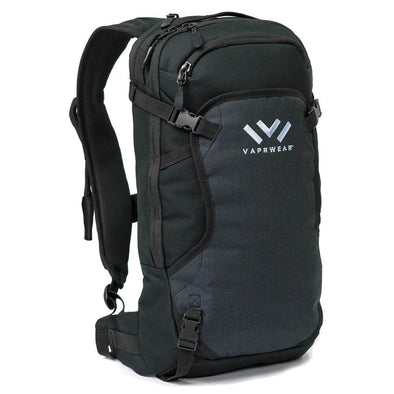 VAPRWEAR HYDROVAPE BACKPACKS Apparel Vaprwear BLACK