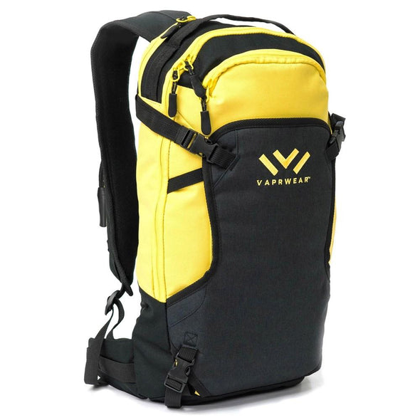 VAPRWEAR HYDROVAPE BACKPACKS Apparel Vaprwear BLACK AND GOLD