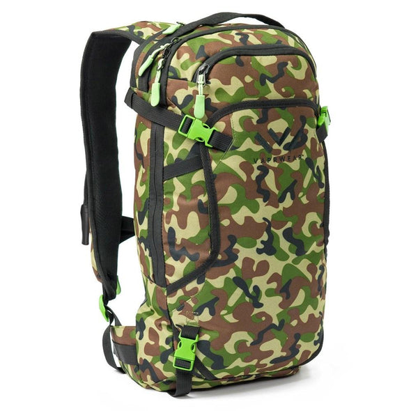 VAPRWEAR HYDROVAPE BACKPACKS Apparel Vaprwear CAMO