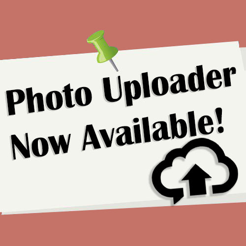 Online Photo Uploader Update