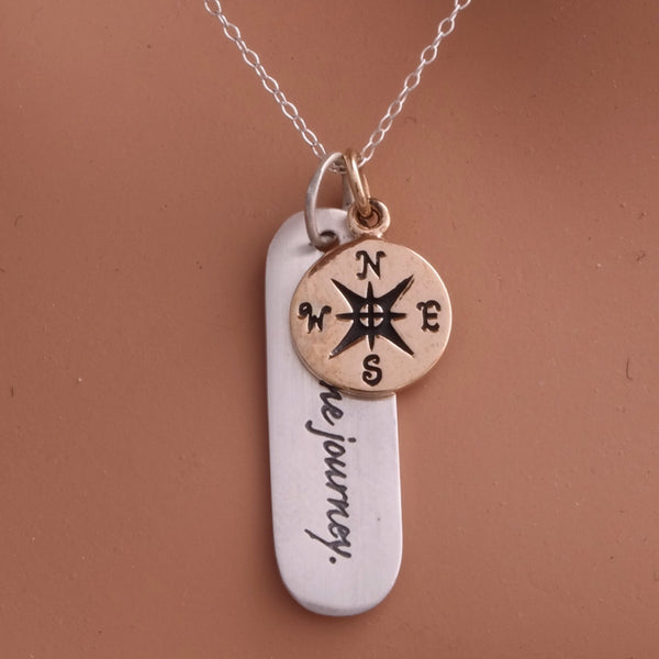 Enjoy the Journey Necklace